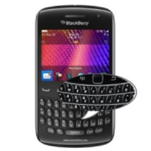 Photo of Blackberry Curve 9360 keypad Replacement