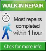 Click here for more info on Walk-in repairs