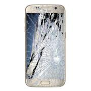 Samsung Galaxy S5 White Screen Repair