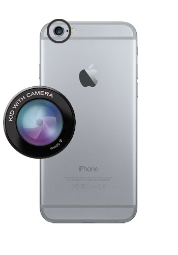quality design 53adb 5cb11 iPhone 6S Plus Camera Lens Replacement Service