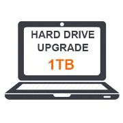 Laptop 1TB Hard Drive Replacement / Upgrade Service