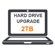 Laptop 2TB Hard Drive Replacement / Upgrade Service