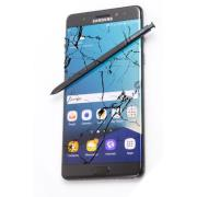 7 Samsung Galaxy Note  Complete Screen Replacement / LCD and Touch Screen